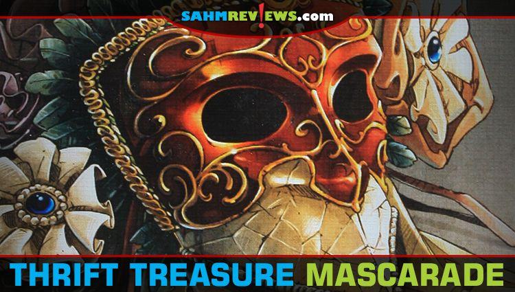 Thrift Treasure: Mascarade Card Game