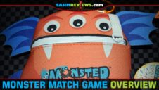 Monster Match Card Game Overview