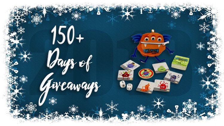 Monster Match Game Giveaway
