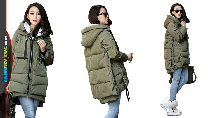 The Orolay coat is the fashion rage this year, especially on the east coast. We just don't get it. Is this something you think is flattering? - SahmReviews.com