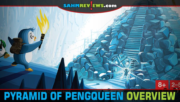 Pyramid of Pengqueen Game Overview