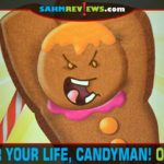 Roll for Your Life, Candyman by Smirk & Dagger is a natural follow-up to their previous candyman-themed game! Find out what has changed over the years! - SahmReviews.com