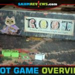 Well balanced and engaging, Root game from Leder Games is an excellent example of an asymmetrical strategy game. - SahmReviews.com