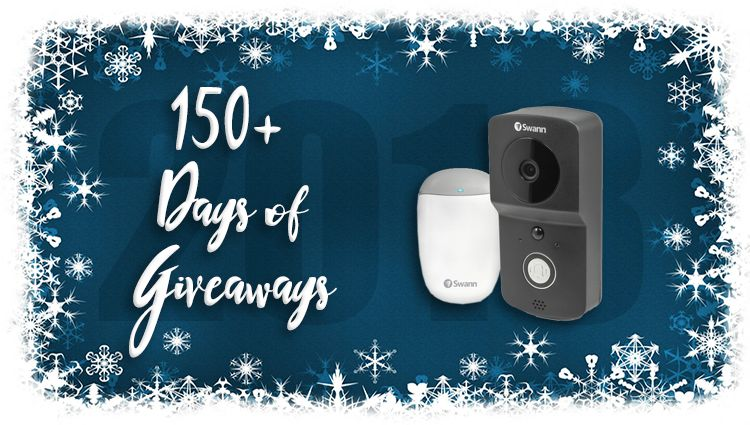 Swann Smart Video Doorbell Giveaway