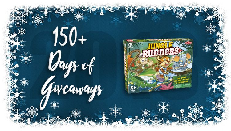 Jungle Runners Game Giveaway