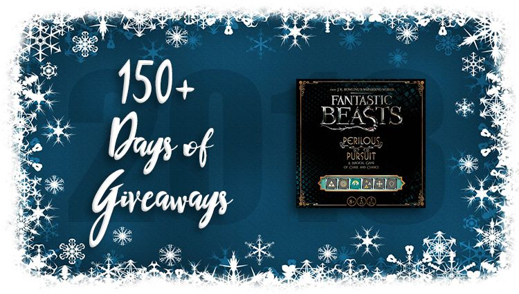 Fantastic Beasts Game Giveaway
