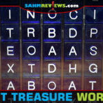 Mix Tetris with Scrabble and you get this week's Thrift Treasure, Wordrop. Find out what we though of it and whether it will remain in our collection! - SahmReviews.com