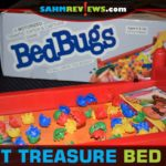 You don't want bed bugs. But if you like games, you'll want Bed Bugs! Doesn't make sense to you? Read more to find out about our latest Thrift Treasure! - SahmReviews.com
