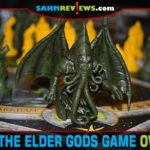 We all get to play as the bad guy in Fate of the Elder Gods by Greater Than Games. Can we summon our Elder God before the Investigators stop us? - SahmReviews.com