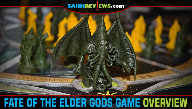 Fate of the Elder Gods Game Overview