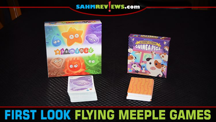 First Look: Flying Meeple Games