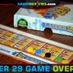 Saying the folks at Green Couch Games are on fire is an understatement. Their latest game, Ladder 29, has become a game night staple for us! - SahmReviews.com