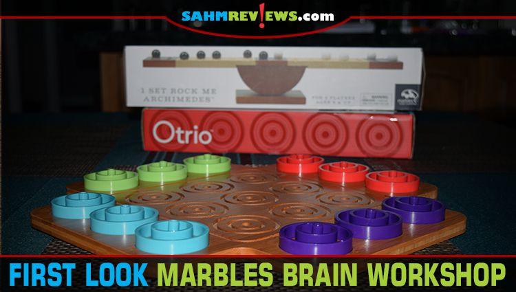 First Look: Marbles – Brain Workshop