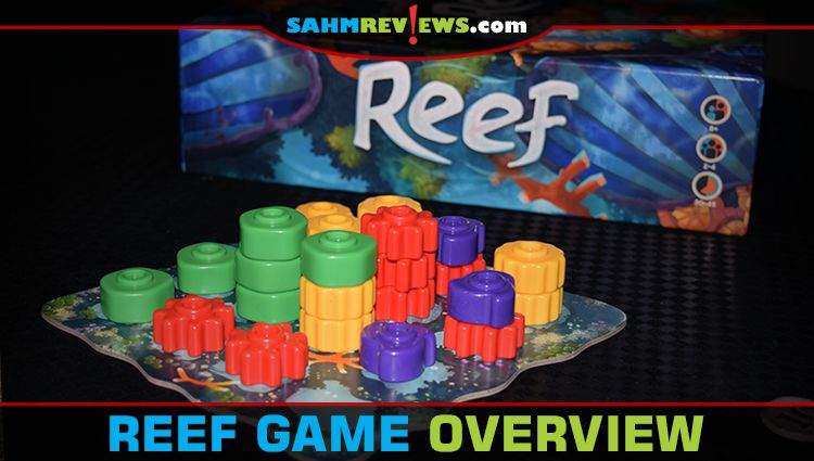 Reef Strategy Game Overview