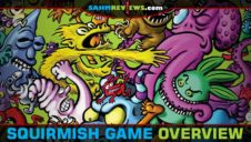 Squirmish Card Game Overview