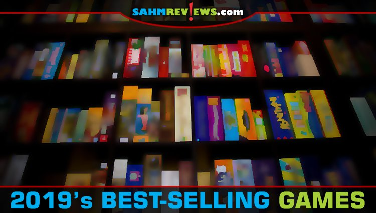 SahmReviews' Top 10 Best-Selling Games of 2019