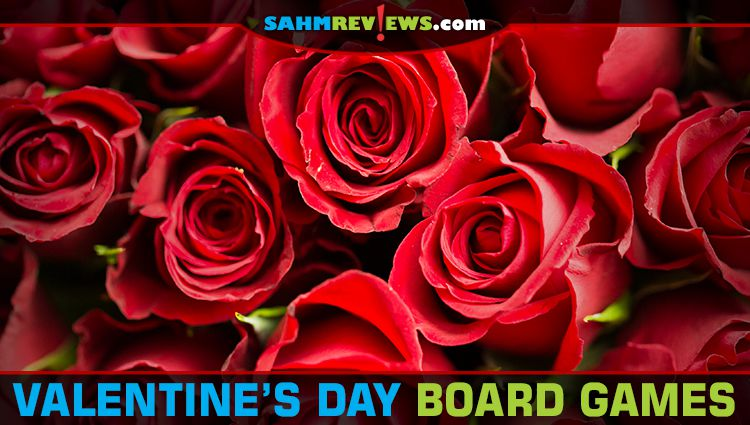Board Games to Play on Valentine's Day