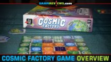 Cosmic Factory Game Overview