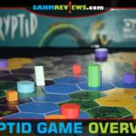 It's currently our favorite deduction game and are sure it will be yours too. If you like puzzles, you'll want to check out Cryptid by Osprey Games! - SahmReviews.com