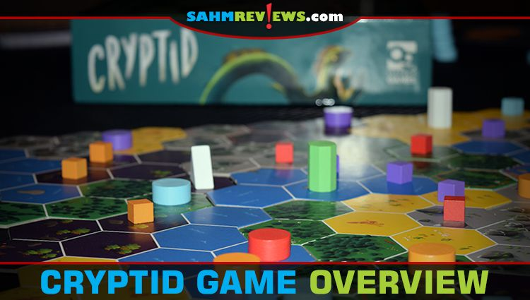Cryptid Deduction Game Overview