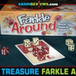 We've all probably played Farkle at one time or another. This week we found a better variation - Farkle Around! It mashes Farkle with Roll For It! - SahmReviews.com
