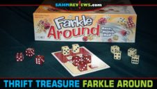 Thrift Treasure: Farkle Around