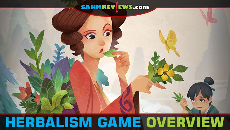 Herbalism Deduction Game Overview