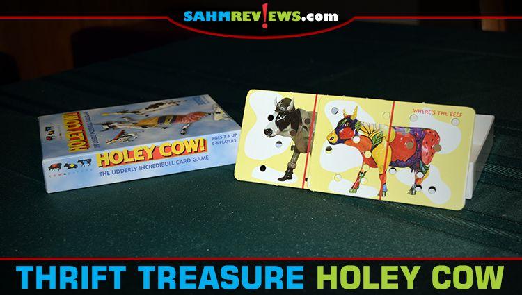 Thrift Treasure: Holey Cow