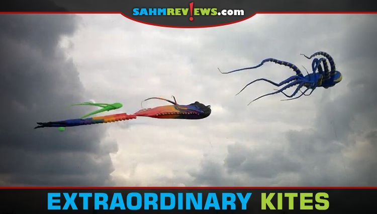 16 Extraordinary Kites to Fly This Spring