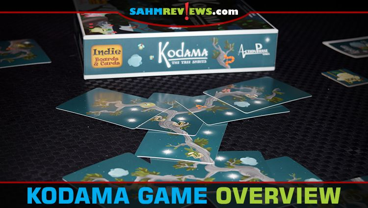 Kodama: The Tree Spirits Game Overview