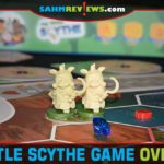 My Little Scythe from Stonemaier Games is a family-friendly version of their hit strategy title, Scythe. - SahmReviews.com