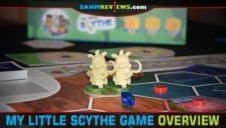 My Little Scythe Game Overview
