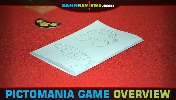 Pictomania Drawing Game Overview