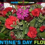 Brighten someone's Valentine's Day with one of the beautiful bouquets from Teleflora. - SahmReviews.com
