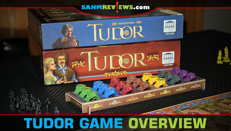 Tudor Strategy Game Overview