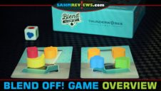 Blend Off! Dice Game Overview