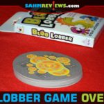 Who says cheap games can't be fun? Blob Lobber by Steve Jackson Games was a quick distraction that doesn't take long to setup or play! - SahmReviews.com