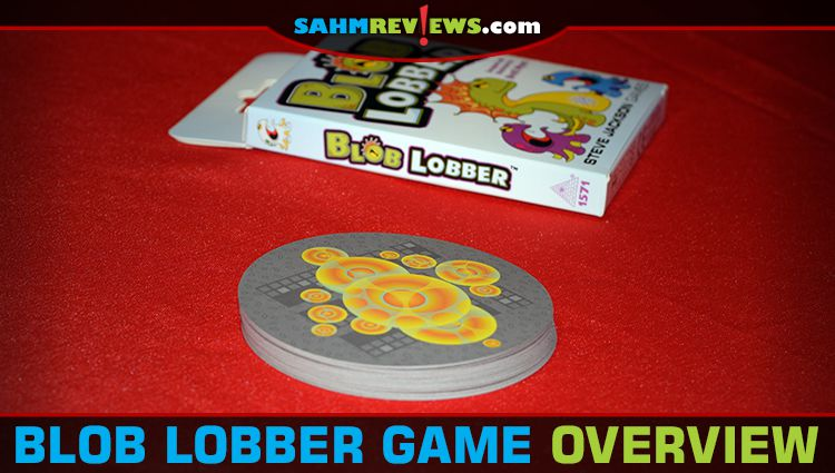 Blob Lobber Dexterity Game Overview