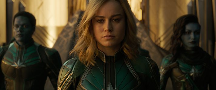 As the first movie in the Marvel Cinematic Universe to feature a female superhero as the title character, we share what you can expect from Captain Marvel. - SahmReviews.com