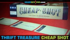 Thrift Treasure: Cheap Shot