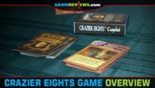 Crazier Eights Card Game Overview