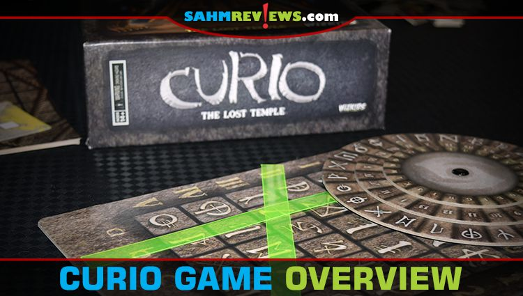Curio: The Lost Temple Game Overview
