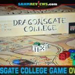It's too bad today's colleges aren't as cool as the ones in Dragonsgate College by NSKN Games. I would even consider going back to school to become a wizard! - SahmReviews.com