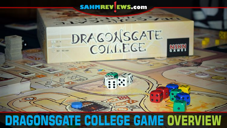 Dragonsgate College Game Overview