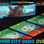 You're not shooting fireworks, you're saving marine wildlife in Sphere Games' Mini Diver City. This new cooperative card game just might be a Hanabi-killer! - SahmReviews.com