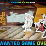 Next time you have a poker night, try out Most Wanted by North Star Games instead. Not only is it a better experience, you won't lose your shirt! - SahmReviews.com