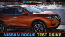 Winter Test Drive: Nissan Rogue AV AWD