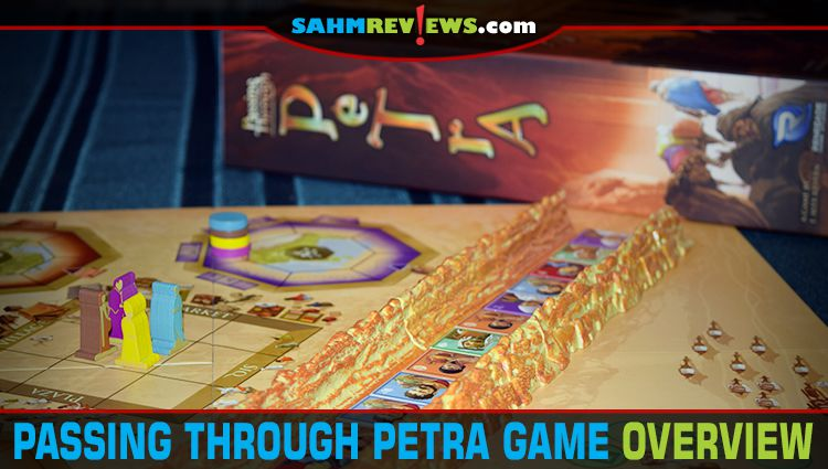 Passing Through Petra Game Overview