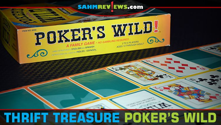 Thrift Treasure: Poker's Wild