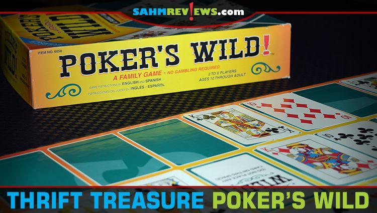 Thrift Treasure: Poker's Wild